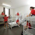 Dorm Room Accommodation